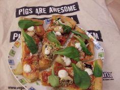 Unschlagbar lecker: Miris Pizza. Da muss man wirklich nicht mehr viel zu sagen.