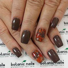 Fall Nail Art Designs You'll Love ★ See more: https://naildesignsjournal.com/fall-nail-art-designs/ #nails