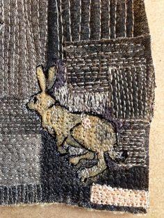 Mrs Bertimus: Freestyle Machine Embroidery