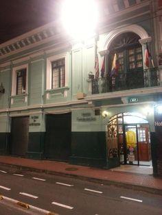 Hostal Puerta del sol Quito!
