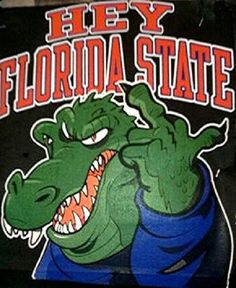 SO GLAD TO BE A FLORIDA GATOR!!! GO GATORS!!!!