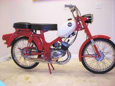 Harley Davidson M-50