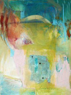 "Saatchi Art Artist Dragana Jovanovic; Painting, ""about home"" #art"