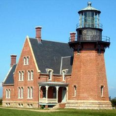 Block Island Light House