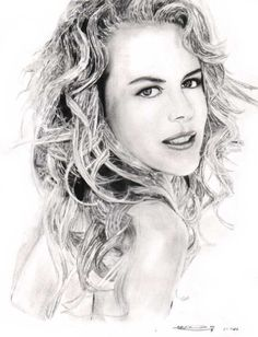 Drawing Famou Pencil Sketches of People   , famous characiture, really good…