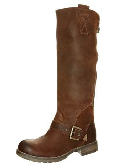 Lovely Boots!!  Cowboy-/ Bikerboot - bark
