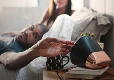 aether cone intelligent music player can think and learn on its own