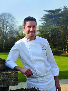 Chef Philippe Mille