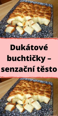 Czech Recipes, Sweet Cakes, Ham, Waffles, Deserts, Food And Drink, Sweets, Bread, Cheese