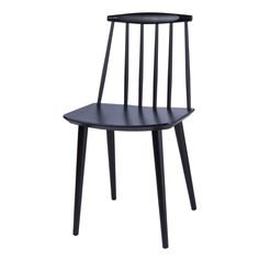 J77 Chair in black or natural; $240 -- $1440 for 6, free shipping