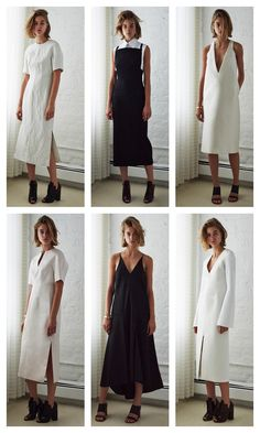 I have seriously looked at this Resort Collection from Australian designerElleryabout 15 times. I am loving the mixture of volume and slee...