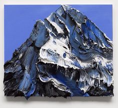 Mountains Paintings #painting