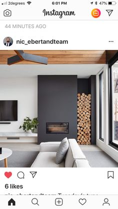 tv and fireplace wall fireplace tv wall mount full motion aeon 50300 wall unit fireplace tv stand – PREMIERE – fireplace Living Room Wood Floor, Big Living Rooms, Living Room Paint, Living Room Modern, Home Living Room, Living Room Designs, Living Room Decor, Fireplace Tv Wall, Black Fireplace