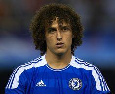 David Luiz Photos: Valencia CF v Chelsea FC - UEFA Champions League