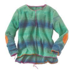 Modell 120/5, Pullover aus Pinta von Junghans-Wolle