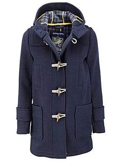 Superdry Paddington duffle coat