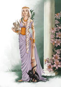 Mother of Dragons by Gudulett-e on deviantART