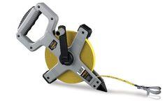 Komelon N6200 Open Reel Long Steel Tape Measure, 200-Feet - http://www.specialdaysgift.com/komelon-n6200-open-reel-long-steel-tape-measure-200-feet/
