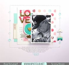 Designer @nancydamiano is up on our Hipkit FB page with a new amazing LO using the #january2016 kits. @cratepaper @mymindseyeinc @official_basicgrey #hipkits #hipkitclub #papercrafting #scrapbook #scrapbooking #scrapbooklayout