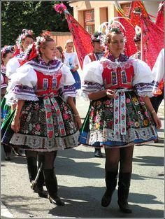 Czech folk costume