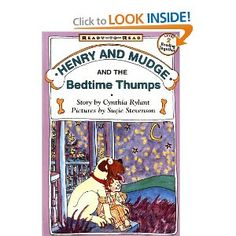 Henry And Mudge And The Bedtime Thumps  2nd DRA Level 18-20