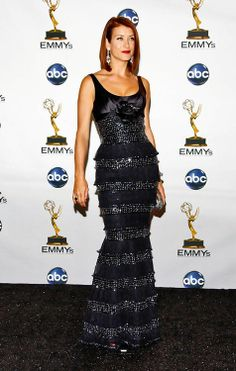 so much elegance Addison Montgomery, Erin Walsh, Kate Walsh, Grey's Anatomy, Private Practice, Celebs, Celebrities, Formal Gowns, Powerful Women