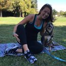 Had such a fun afternoon shooting some fun upcoming videos...and playing with adorable dogs, of course! Where would I be without this little bundle of sunshine and energy?!   #personaltrainer #fitness #dogmom #dogsofinstagram #muttstagram #workout #functionaltraining #itsalifestyle #balance #underarmour #fitchicks #entrepreneur #blessed #outdoorworkout #fit #laugh #sunshine #lifeofpretzel
