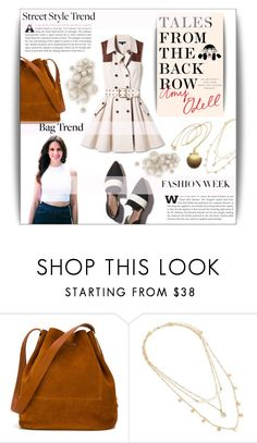 """Tales from the back row"" by dolly-valkyrie ❤ liked on Polyvore featuring Matt Bernson, Diane Von Furstenberg, Sophie Hulme, Vera Bradley, StreetStyle and talesfromthebackrow"