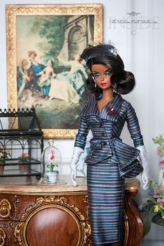The Fashion Doll Vignette | by think_pink1265