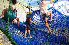 O novo Museu da Imaginação em São Paulo é um espaço para que as crianças (e adultos) brinquem e aprendam ao mesmo tempo.