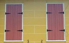 Image result for colonial shutters