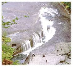 吹割の滝 群馬県沼田市利根町 東洋のナイアガラ