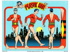 Comics para sempre, O Guia de Estilo DC Comics // artwork by Jose Luis ...