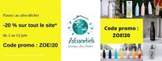 Code Promo, Le Site, Blog Bio, Green Lifestyle, Coding, Boutiques, Plant, Natural Remedies, Unicorn