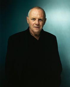 Anthony Hopkins by Norman Jean Roy