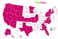 States I've Been To