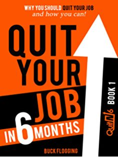 Free Kindle Book - [Business & Money][Free] Quit Your Job in 6 Months: Why You Should Quit Your Job and How You Can! Book Of Job, Book 1, Business Money, Business Planning, Internet Entrepreneur, Quitting Your Job, Books To Read Online, Starting Your Own Business, Free Kindle Books