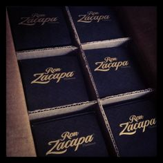 Lot of people like Zacapa :)