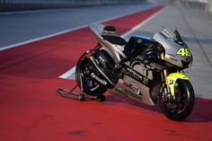 The Yamaha M1 2013