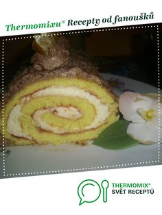 Recipe Bezlepková roláda by jara, learn to make this recipe easily in your kitchen machine and discover other Thermomix recipes in Dezerty a sladkosti. Kitchen Machine, Cake, Recipes, Food, Thermomix, Kuchen, Recipies, Essen, Meals