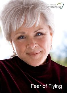 Fear of Flying with Byron Katie
