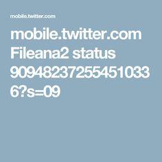 mobile.twitter.com Fileana2 status 909482372554510336?s=09