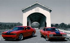 Dodge Challenger- old or new?
