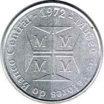 Medalha Comemorativa - Museu de Valores BCB