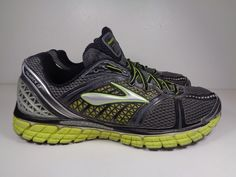 56577cc02d4 Mens Brooks Trance 12 Running Training shoes size 12 US Medium D  Brooks   RunningCrossTraining