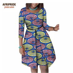 Summer African dress for women - Fashion Moda 2019 African Fashion Ankara, African Fashion Designers, Latest African Fashion Dresses, African Women Fashion, Africa Fashion, Womens Fashion, Short African Dresses, African Print Dresses, African Blouses