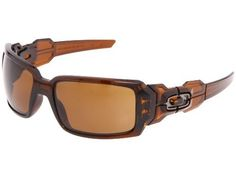 Oakley Men's Oil Drum Sunglasses (Polished Rootbeer Frame/Dark Bronze Lens) Oakley. $79.99