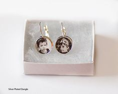 Order these earrings. | 33 Incredible Things You Can Do With Your Family Photos