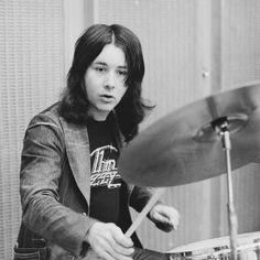 Brian Downey, Thin Lizzy, Drummers, Music, Men, Musica, Musik, Muziek