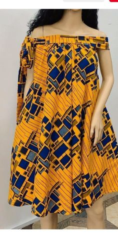 African Dresses For Kids, African Fashion Skirts, African Maxi Dresses, African Attire, Ankara Fashion, African Print Dress Designs, African Prints, African Fabric, Ankara Maxi Dress